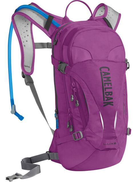 CamelBak L.U.X.E Trinkrucksack Damen Light Purple/Charcoal